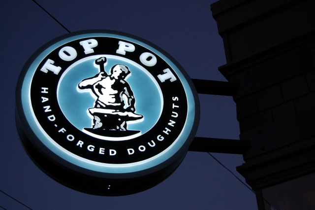 top pot sign
